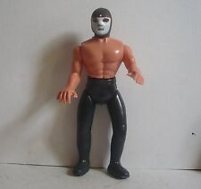 OCTAGON - Mexican Toy - Wrestler Figure Blowed Plastic - Made In Mexico