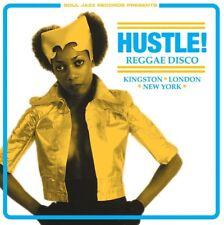 SOUL JAZZ RECORDS PRESENTS/HUSTLE!  REGGAE DISCO:KINGSTON 3 VINYL LP + MP3 NEUF