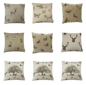 Fryetts Country farm Animals multi design listing cushion cover