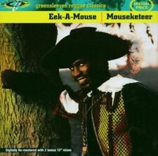 Eek A Mouse - Mouseketeer (2 Bonus Tracks Editio NEW CD
