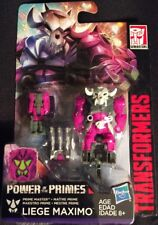 Transformers Power of the Primes Prime Master Liege Maximo Skullgrin