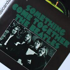 """THE BEATLES SOMETHING 7"""" VINYL 1969 ORIGINAL APPLE GERMANY GEORGE HARRISON NMINT"""