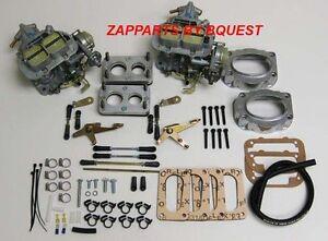MERCEDES Weber Carburetor K 243 Conversion Kit,MERCEDES 220,230,230SL,250,250S