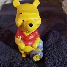 Winnie The Pooh Bobblehead Clock