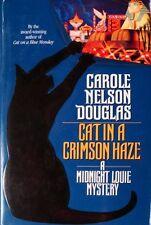 Cat in a Crimson Haze: A Midnight Louie Mystery