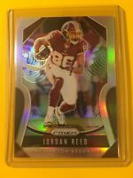 🔥🔥2019 PRIZM JORDAN REED SILVER PRIZM #61 Washington Redskins