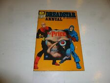 DREADSTAR Comic - ANNUAL - No 1 - Date 1983 - Epic Comics