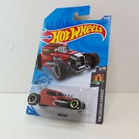 Hot Wheels Mod Rod HW Dream Garage 5/10 Red New