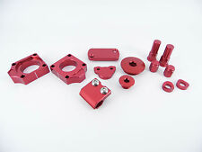 Honda CRF450 R 2009  - 2013  Bling kit / Trick Bits / Billet parts -BRAND NEW
