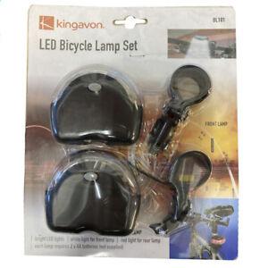 Kingavon LED Bicycle Lamp Set BB-BL101