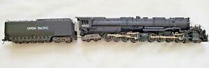 Rivarossi 1585 4-8-8-4 Big Boy Union Pacific HO Scale Steam Locomotive Tested