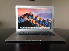 "Apple MacBook Air 13""(Mid 2013)1.7GHz Intel Core i7 8GB RAM 251GB SSD (Sierra)"