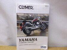 """Clymer's Manual #M495-5 for 1998-2007 Yamaha XVS650 V-Star"
