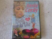 dvd et cd la belle est la vie annie cordie neuf emballé