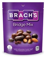 Brach's Milk & Dark Chocolate Bridge Mix, 6oz Bag