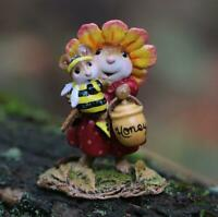 Wee Forest Folk Halloween M-699 - My Wee Honey Bee