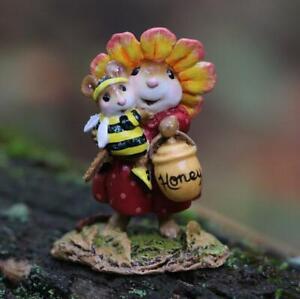 Wee Forest Folk Halloween M-699 - My Wee Honey Bee