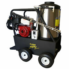 Cam Spray Professional 3000 PSI (Gas-Hot Water) 4 GPM Pressure Washer w/ Hond...