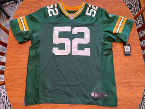 RARE Clay Matthews Men's Nike On Field 52 Embroidered Stitched Limited Jersey