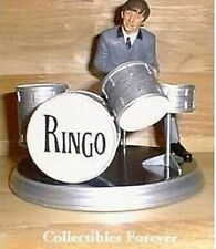 Ringo Starr Drumming Figurine