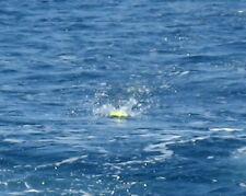 TURBO TEASER BIRD Yellow Ancient Mariner Tackle Custom Trolling Lure