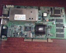 ATI AIW Rage 128 AGP Grafikkarte 109-53400-11 Theater VGA N625 AGP Grafikkarte