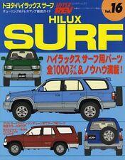 [BOOK] Toyota HILUX SURF tuning dress up HYPER REV vol.16 N60 N130 N180 Japan