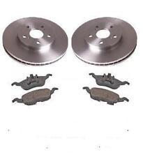 Ford Fiesta MK5 6 1.25 1.3 1.4  Front Brake Discs & Pads Kit  2002-2007