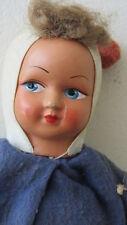 Vecchio bambolotto - giocattolo d'epoca - doll - poupée -