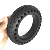 200x50mm 8 Electric Scooter Tubeless Solid Tyre Rear Wheel Rubber Tires UK FAST