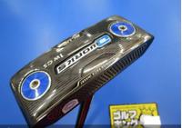 Used ODYSSEY Putter O-WORKS BLUE 730833425340 EMS F/S JAPAN
