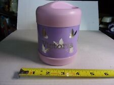 Pottery barn Kids Butterflies 10 Fl. Oz. Insulated Hot & Cold Container Victoria