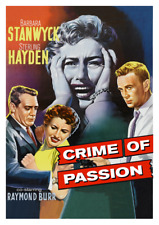 Crime of Passion (DVD) Barbara Stanwyck, Sterling Hayden, Raymond Burr