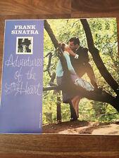 Frank Sinatra - Adventures of The Heart - VINYL - Very Good - 1983