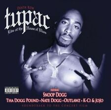Live at The House of Blues by Tupac Shakur CD 826992008028