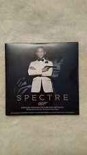 James Bond-Spectre - James Bond  007- **Promo** Motion Picture Sountrack CD