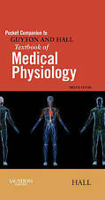 Pocket Companion to Guyton and Hall Textbook of Medical Physiology 12e NEW
