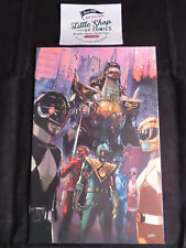 MIGHTY MORPHIN POWER RANGERS #4 NM PETER NGUYEN 1:50 variant BOOM! Studios
