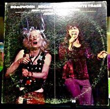 EDGAR WINTER'S WHITE TRASH Roadwork LIVE Double Album Released 1972 Vinyl/Record