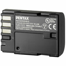 Ricoh Pentax D-LI90 Rechargeable Li-ion Battery #39830 (UK Stock) BNIB