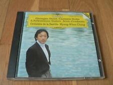 Chung - Bizet : Carmen Suite, L'Arlésienne Suites, Jeux d'Enfants CD DGG Germany