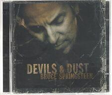 BRUCE SPRINGSTEEN DEVIS & DUST CD + DVD