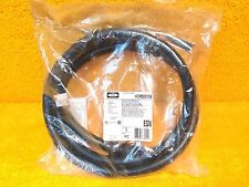 NEW HUBBELL HCMS09106 MINI QUICK FEMALE MOLDED BODY 6' CABLE ASSEMBLY