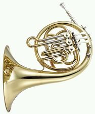 John Packer161 French horn Bb kinder - gold lacquer