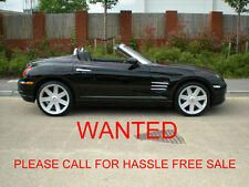 Chrysler Crossfire 3.2 auto COUPE OR CONVERTIBLE W4NTED