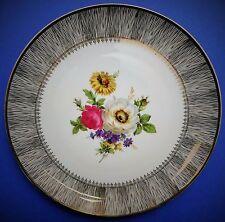 Biedermeier,Winterling,Porzellan,Rosendekor,floraler Dekor,1956,Gold,TOP+++