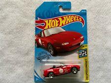 91 Mazda MX-5 Miata HW Speed Graphics  Hot Wheels
