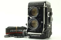 【NEAR MINT+++ w/ Strap】 Mamiya C330 Pro TLR , Sekor 105mm f3.5 DS Blue Dot JAPAN