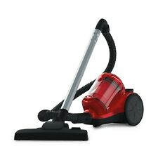 Dirt Devil DDC05P01 Quick Power Pet Cylinder Vacuum Cleaner Red