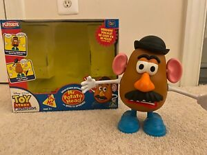 Thinkway Toy Story Collection Mr Potato Head, RARE, Italian Box, Discontinued
